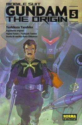 Mobile Suit Gundam. The Origin #5