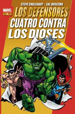Los Defensores (2012-). Marvel Gold (Rústica) #2