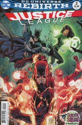 Justice League Vol. 3 (2016-2018) (Comic-book) #2
