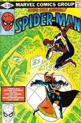 The Amazing Spider-Man Annual (Grapa, 48 págs.) #14