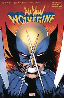 All-New Wolverine by Tom Taylor Omnibus