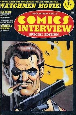 Comics Interview Special Edition: Watchmen