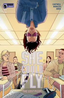 She Could Fly: The Lost Pilot (Comic Book) #2