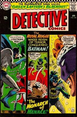 Detective Comics Vol. 1 (1937-2011; 2016-) (Comic Book) #350
