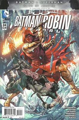 Batman and Robin Eternal (2015-2016) (Saddle-stitched) #24