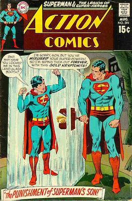 Action Comics Vol. 1 (1938-2011; 2016-) (Comic Book) #391