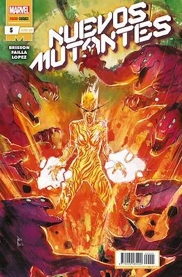 Nuevos Mutantes Vol. 3 (2020-) (Grapa) #5