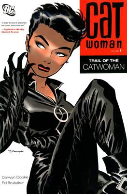Catwoman Vol. 3 (2002-2008) (Softcover 280-424 pp) #1