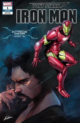 Tony Stark Iron Man (Variant Covers)