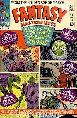 Fantasy Masterpieces Vol.1 (Grapa) #1