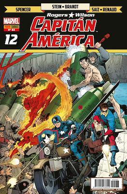 Capitán América Vol. 8 (2011-) (Grapa) #83