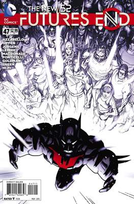 The New 52: Futures End (Comic-Book) #47