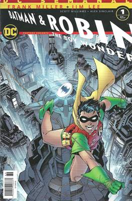 All Star Batman & Robin, The Boy Wonder (Variant Covers)