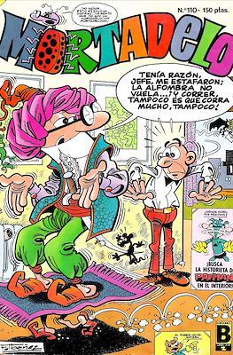 Mortadelo (1987-1991) (Grapa) #110