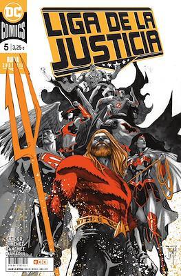 Liga de la Justicia. Nuevo Universo DC / Renacimiento (Grapa) #83/5