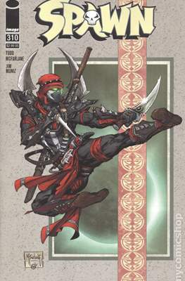 Spawn (Variant Cover) (Comic Book) #310