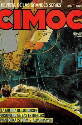 Cimoc (Grapa 60-132 pp) #23