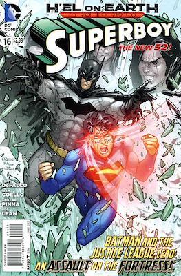 Superboy New 52 #16
