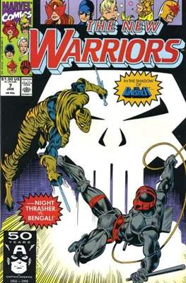 The New Warriors (Comic-Book) #7