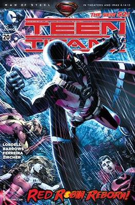 Teen Titans Vol. 4 (2011-2014) (Comic Book) #20