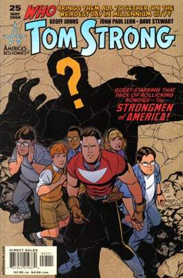 Tom Strong (Comic Book) #25