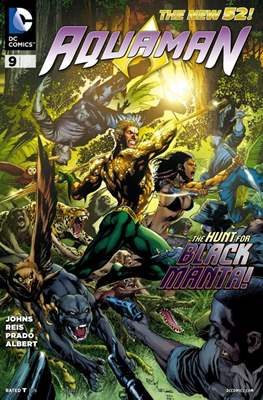 Aquaman Vol. 7 (2011-2016) (Digital) #9