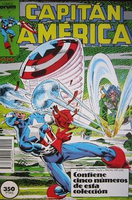 Capitán América Vol. 1 (1985-1992) (Retapado Rústica) #5