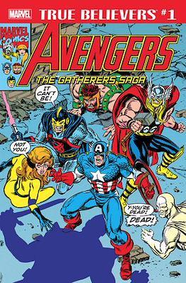 True Believers: Avengers - The Gatherers Saga (2019) #1