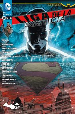 Batman: Origen. La Liga de la Justicia