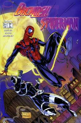 Backlash / Spiderman (1996) (grapa) #2