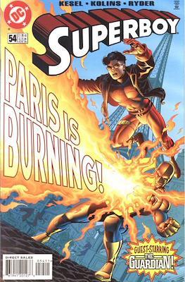 Superboy Vol. 4 (Grapa) #54