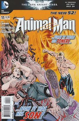 Animal Man vol. 2 (2011-2014) (Comic-book) #11