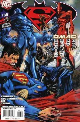Superman / Batman (2003-2011) (saddle-stitched) #36