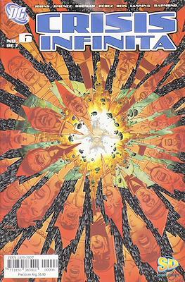 Crisis Infinita (Grapa) #6