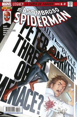 Spiderman Vol. 7 / Spiderman Superior / El Asombroso Spiderman (2006-) #139