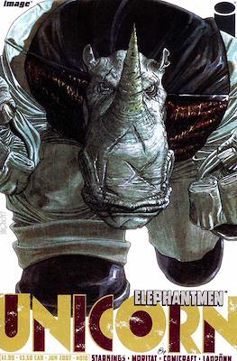 Elephantmen (Grapa) #10