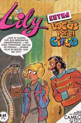 Extras numerados (1982-1985) (Grapa) #87