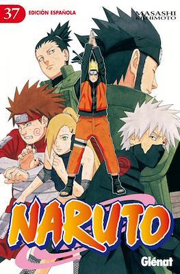 Naruto (Rústica con sobrecubierta) #37