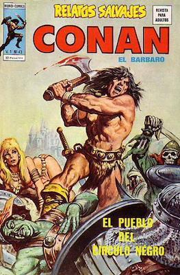 Relatos salvajes V.1 (Grapa, 84 páginas (1974)) #43