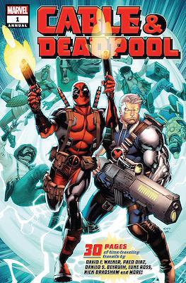Cable & Deadpool Annual