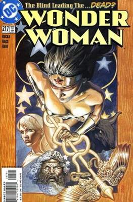 Wonder Woman Vol. 2 (1987-2006) (Comic Book) #217