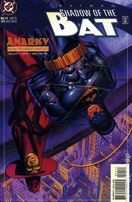 Batman: Shadow of the Bat (Comic book) #41