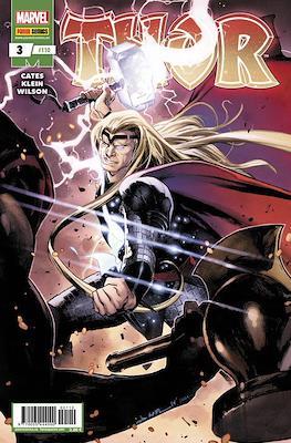 Thor / El Poderoso Thor / Thor - Dios del Trueno / Thor - Diosa del Trueno / El Indigno Thor (2011-) (Grapa) #110/3