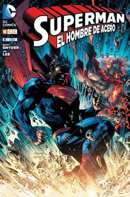 Superman: El hombre de acero (2013-2015) #8