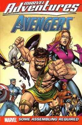 Marvel Adventures The Avengers (Trade Paperback) #5
