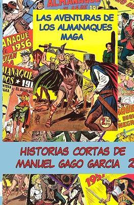 Historias Cortas de Manuel Gago Garcia (Tomo) #2
