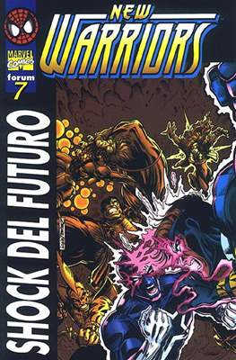 The New Warriors vol. 3 (1996-1997) (Grapa. 17x26. 24 páginas. Color.) #7