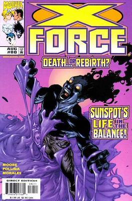 X-Force Vol. 1 (1991-2002) (Comic Book) #80