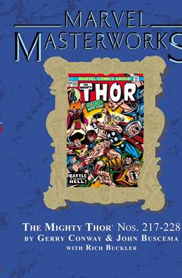 Marvel Masterworks (Hardcover) #213