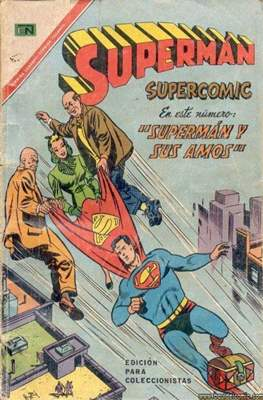 Supermán - Supercomic